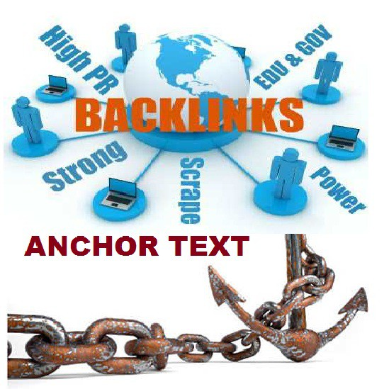 backlinks and anchor text