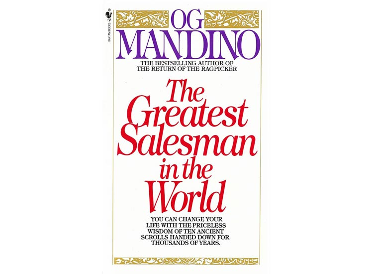 The greatest salesman in the world by Og Mandino Book Review