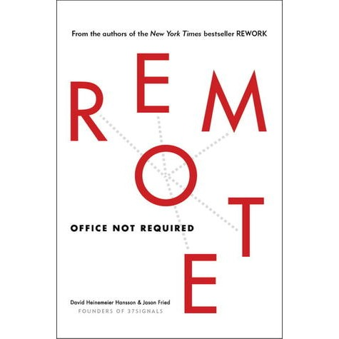 Remote – Office Not Required Book Review