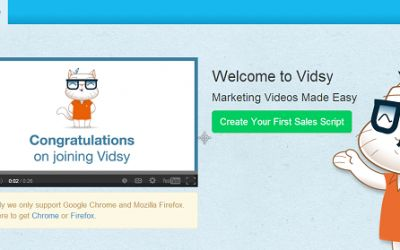 Vidsy Review