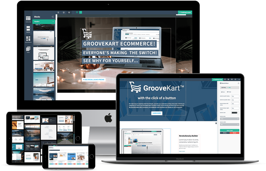 Samcart  Landing Page Software Coupons Memorial Day  2020
