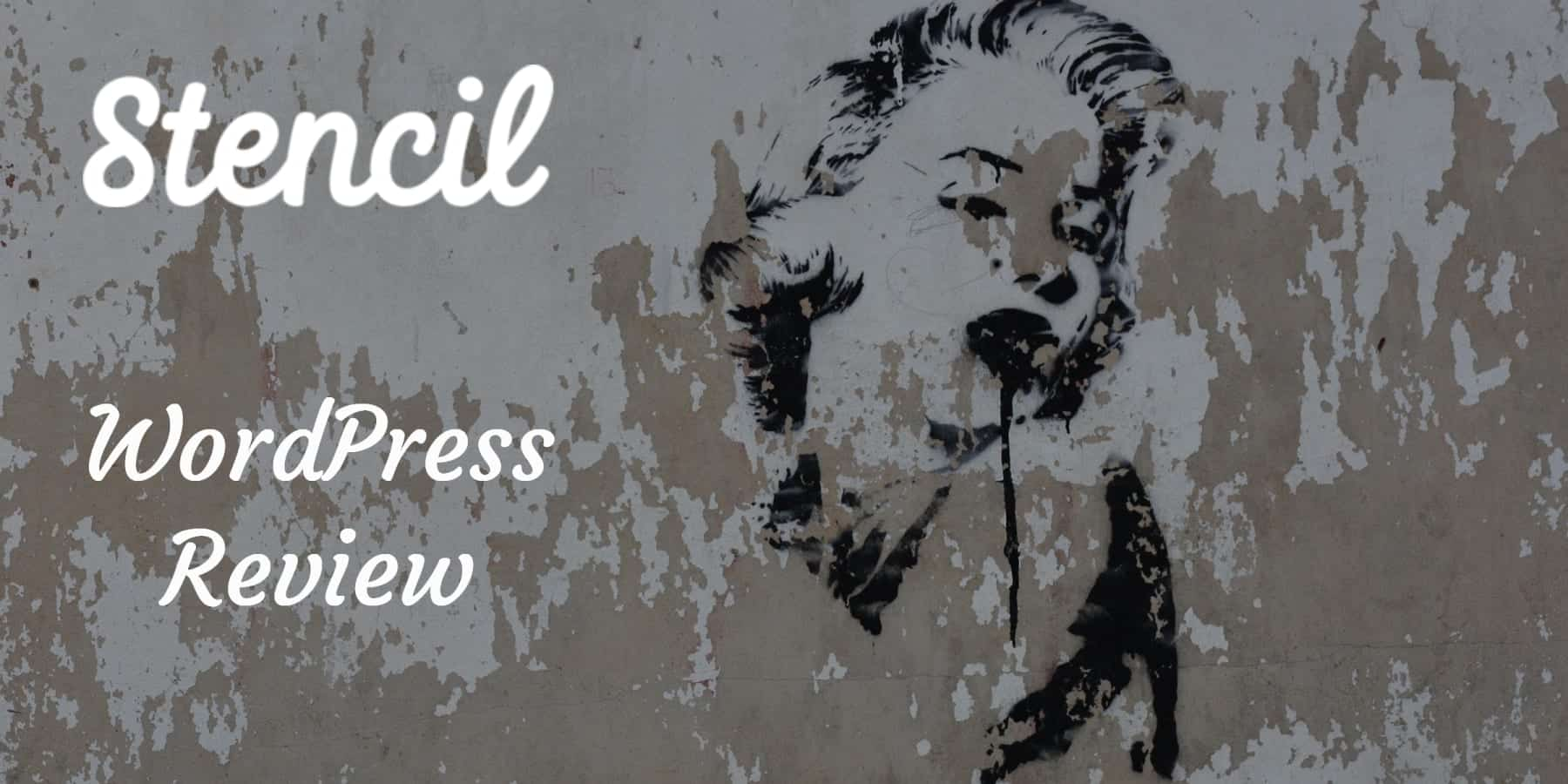 Stencil Review: Now a WordPress Plugin